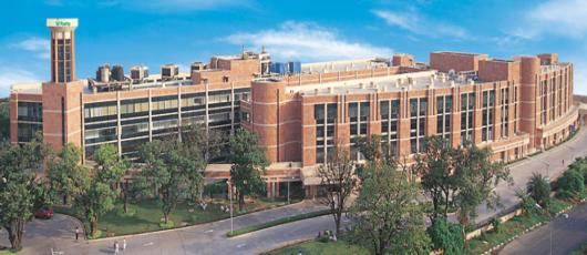 Fortis Hospital Mohali India
