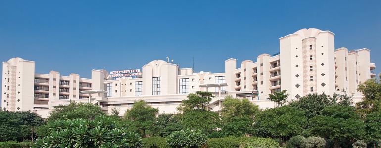 Indraprastha Apollo Hospital Delhi India