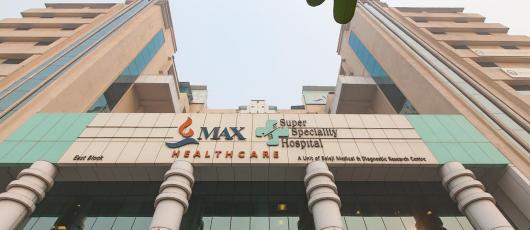 Max Super Speciality Hospital - Patparganj New Delhi India
